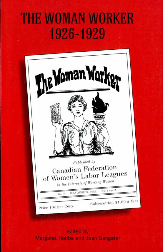The Woman Worker - Athabasca University Press   Athabasca University Press