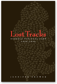 [book cover] Lost Tracks