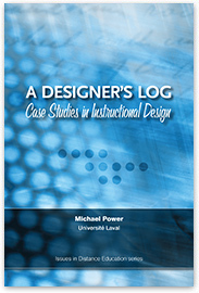 Logo for A Designer's Log: Case Studies in Instructional Design