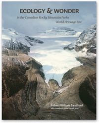 [book cover] Ecology & Wonder  in the Canadian Rocky Mountain Parks  World Heritage Site