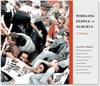 [book cover] Working People in Alberta