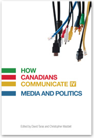 [book cover] How Canadians Communicate IV