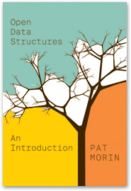 [book cover] Open Data Structures