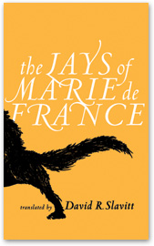 [book cover] The Lays of Marie de France