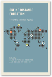 Online Distance Education Book cover