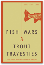 [book cover] Fish Wars and Trout Travesties