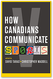 [book cover] How Canadians Communicate V