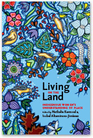 [book cover] Living on the Land