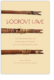 [book cover] Lookout Cave