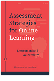[book cover] Assessment Strategies for Online Learning